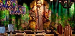 Johnny Smalls restaurant, Hard Rock Hotel, las Vegas
