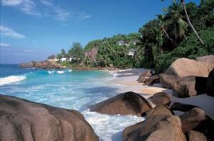 Seychelle Islands in the Western Indian Ocean, East Coast of Africa
