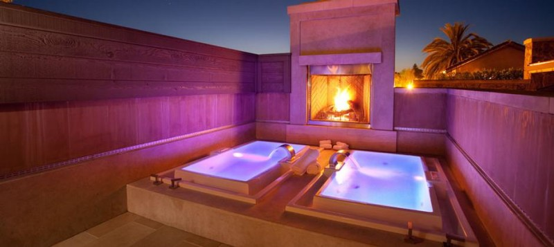 Spa Villagio in Yountville, California