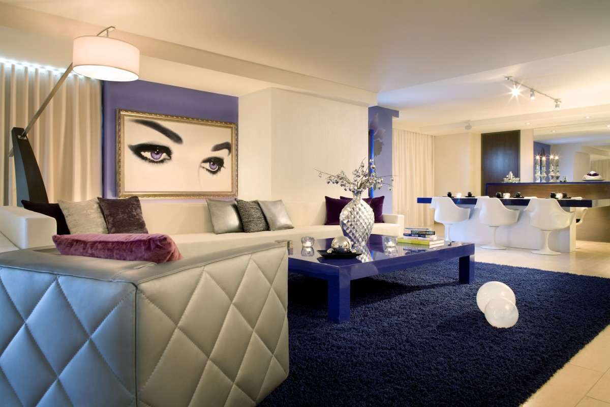 Extreme Wow Suite at the W Scottsdale in Arizona