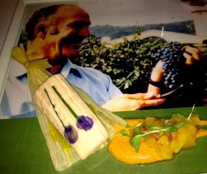 Rivera Restaurant Rober Mondavi dinner