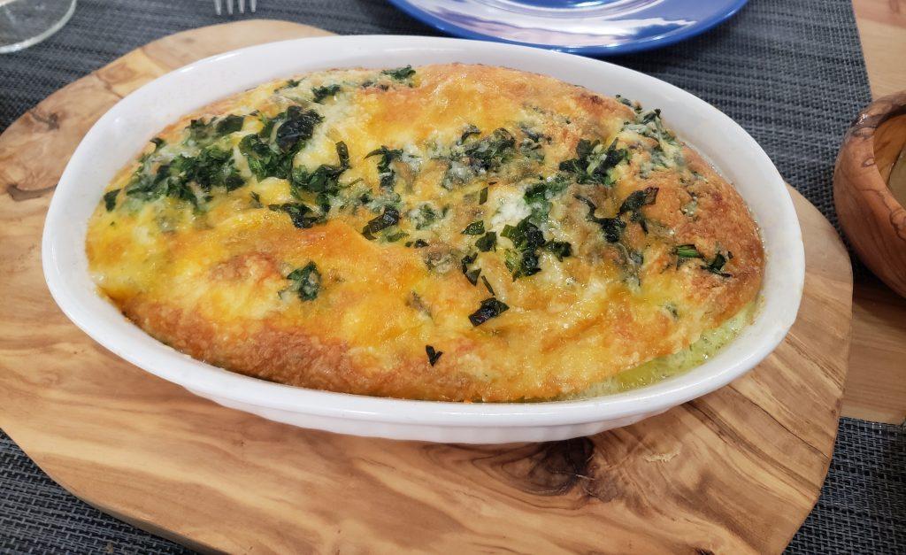 easy omelet souffle recipe