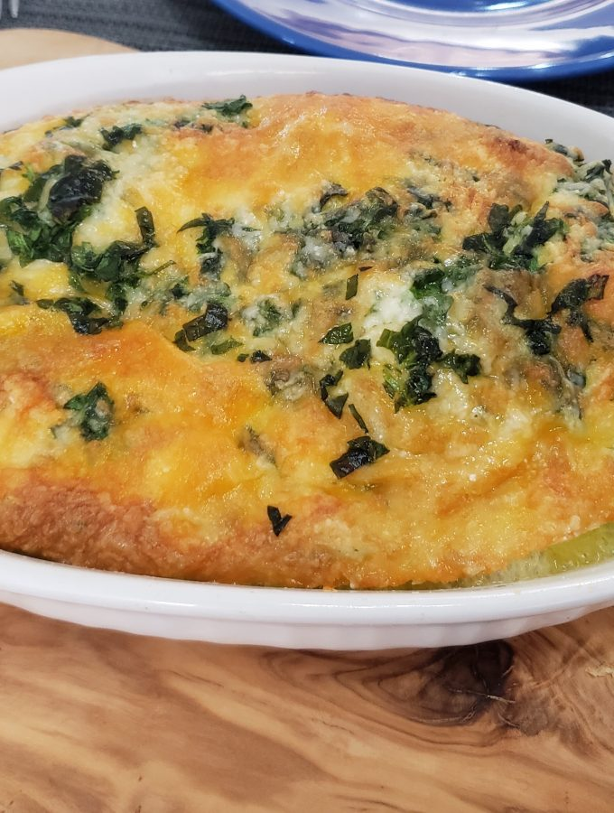 easy omelet souffle recipe